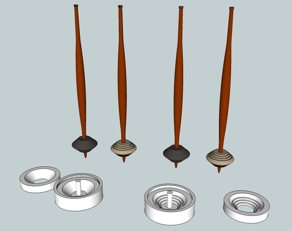 289d22d0041cd73bfabda38b3d7f5b3d_display_large.jpg Download free STL file Viking Spindle • 3D printing design, Snorri