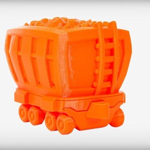 GONDOLA_display_large.jpg Download free STL file Gentle Gondola • 3D printing design, CoryDelgado