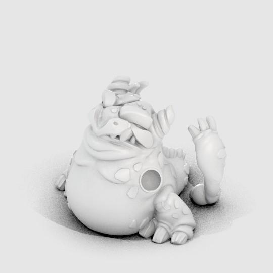 DG_Carnavix_display_large.jpg Download free STL file Carnavix the Hungry Dragon • 3D print design, CoryDelgado