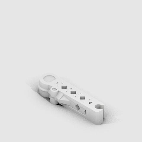 CT_CraftyCrane_Arm_display_large.jpg Download free STL file Crafty Crane • 3D printable object, CoryDelgado