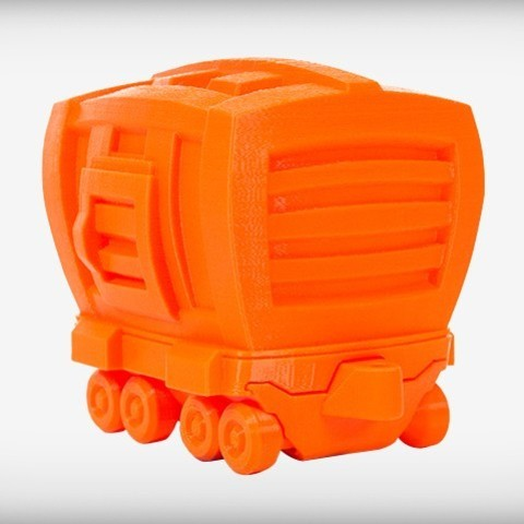 BOXCAR_display_large.jpg Download free STL file Brawny Boxcar • 3D printer design, CoryDelgado