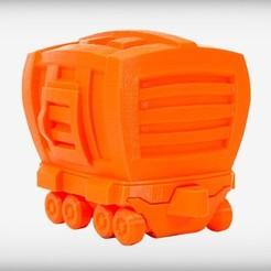 Download free 3D print files Brawny Boxcar, CoryDelgado