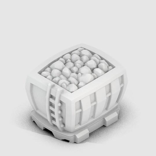 CT_GentleGondola_display_large.jpg Download free STL file Gentle Gondola • 3D printing design, CoryDelgado