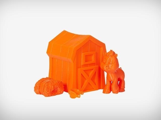 Tessa_01_display_large.jpg Download free STL file Tessa the Pony • Object to 3D print, MagicEddy