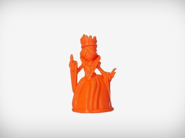 QueenIsabella_01_display_large.jpg Download free STL file Queen Isabella • Object to 3D print, MagicEddy