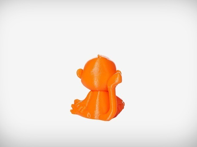 Sims_05_display_large.jpg Download free STL file Sims the Monkey • Model to 3D print, MagicEddy