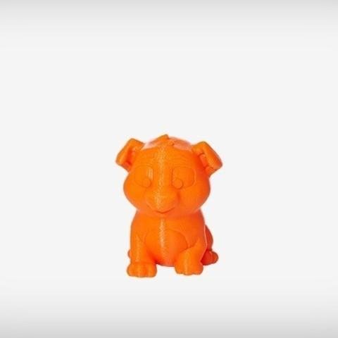 Niko_03_display_large.jpg Download free STL file Niko the Puppy • 3D printable design, MagicEddy