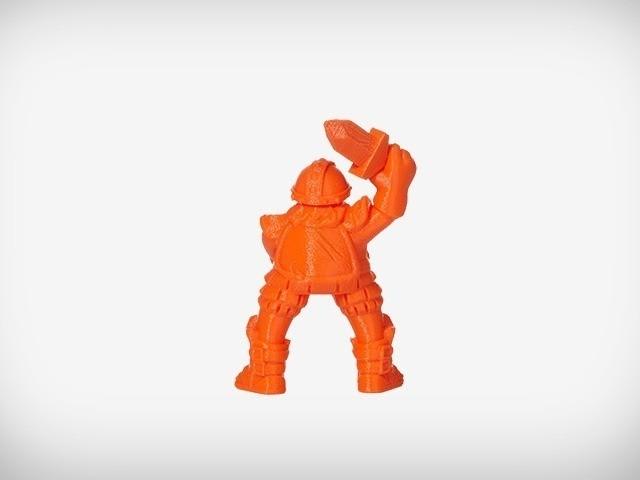SirMarek_03_display_large.jpg Download free STL file Sir Marek • 3D print template, MagicEddy