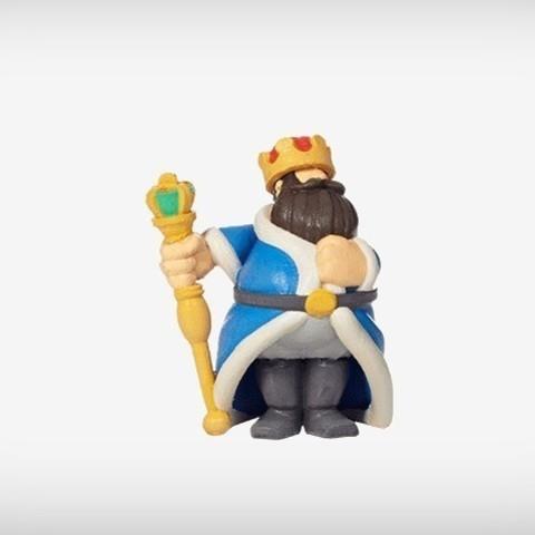 Descargar archivo 3D gratis Rey Eduardo el Magnífico, MagicEddy
