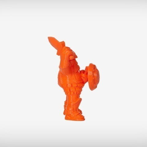 SirMarek_02_display_large.jpg Download free STL file Sir Marek • 3D print template, MagicEddy