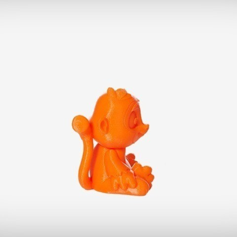 Sims_04_display_large.jpg Download free STL file Sims the Monkey • Model to 3D print, MagicEddy