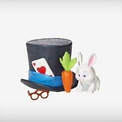 Stuart_02_display_large.jpg Download free STL file Stuart the Rabbit • Model to 3D print, MagicEddy