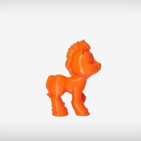 Tessa_04_display_large.jpg Download free STL file Tessa the Pony • Object to 3D print, MagicEddy