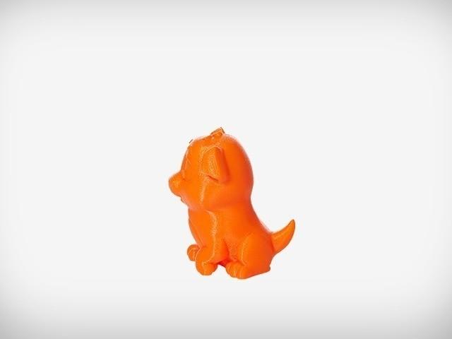 Niko_06_display_large.jpg Download free STL file Niko the Puppy • 3D printable design, MagicEddy