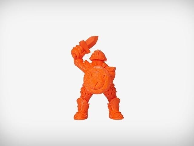 SirMarek_01_display_large.jpg Download free STL file Sir Marek • 3D print template, MagicEddy