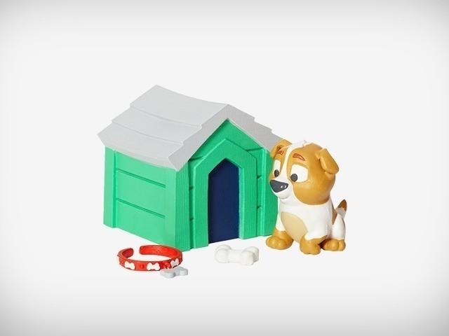 Niko_02_display_large.jpg Download free STL file Niko the Puppy • 3D printable design, MagicEddy