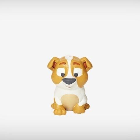 Niko_07_display_large.jpg Download free STL file Niko the Puppy • 3D printable design, MagicEddy