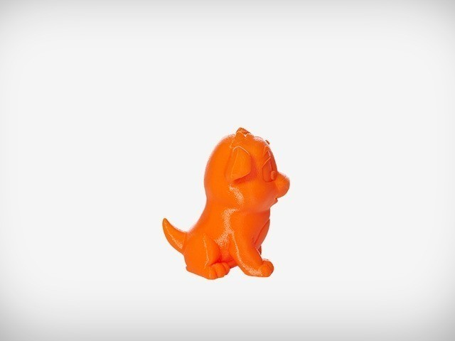 Niko_04_display_large.jpg Download free STL file Niko the Puppy • 3D printable design, MagicEddy