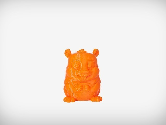 Ace_03_display_large.jpg Download free STL file Ace the Beaver • 3D printing design, MagicEddy