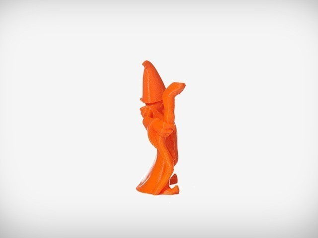 Rolf_02_display_large.jpg Download free OBJ file Rolf the Wizard • 3D printable template, MagicEddy