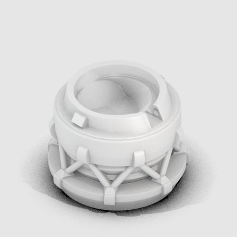 StarWalker_top_display_large.jpg Download free OBJ file The StarWalker • 3D print design, AlbertThePrintingMachine