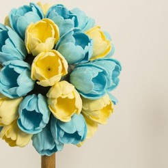 Descargar modelo 3D gratis Centro de mesa floral, alterboy987