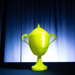 Free 3D print files Trophy, alterboy987