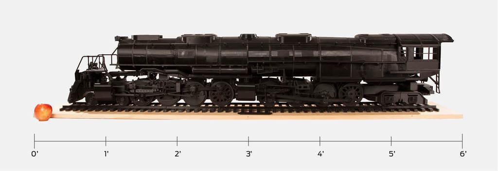 f3ccdd27d2000e3f9255a7e3e2c48800_display_large.jpg Download free STL file 4-8-8-4 Big Boy Locomotive • 3D printer object, RaymondDeLuca