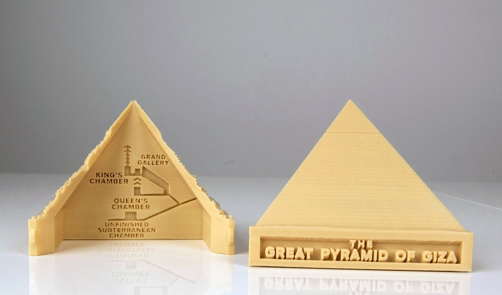 IMG_8767_copy_display_large.jpg Download free STL file The Great Pyramid of Giza • 3D print template, RaymondDeLuca