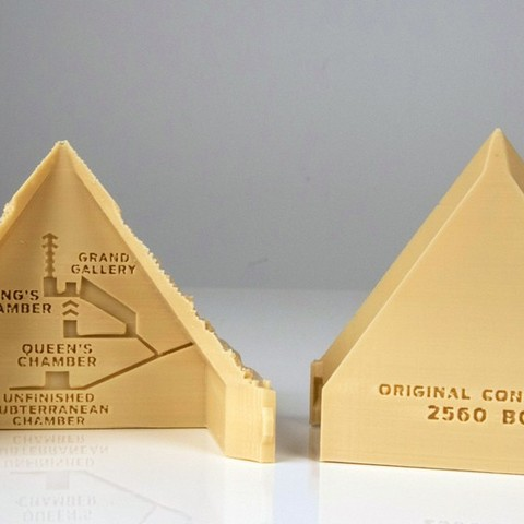 IMG_8770_copy_display_large.jpg Download free STL file The Great Pyramid of Giza • 3D print template, RaymondDeLuca