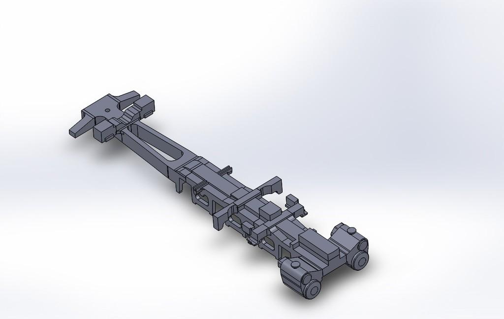 Rear_Engine_Frame_display_large.jpg Download free STL file 4-8-8-4 Big Boy Locomotive • 3D printer object, RaymondDeLuca