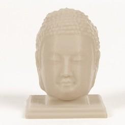Descargar modelos 3D gratis Buda, RaymondDeLuca
