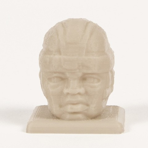 Download free 3D print files Olmec, RaymondDeLuca
