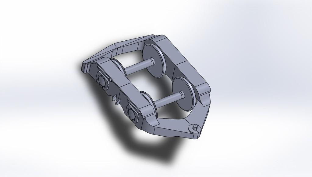 Trailing_Truck_Assembly_1_display_large.jpg Download free STL file 4-8-8-4 Big Boy Locomotive • 3D printer object, RaymondDeLuca