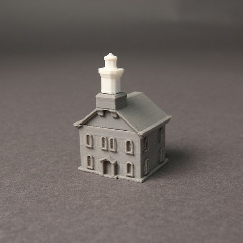 Free 3D print files Greenwich - Great Captain's Light, Nairobiguy3D