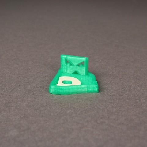 Download free 3D printer model Boston's Green Monster, Nairobiguy3D