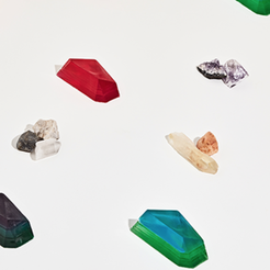 Free 3d model Gem Soaps project by Mayku, Mayku