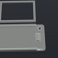 Download free 3D printing models identity / bank card case / holder, pawelbanan_1991