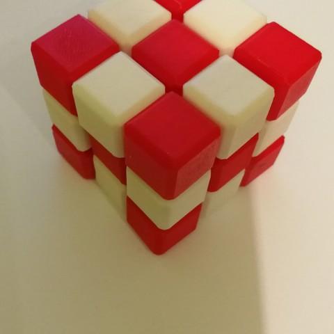 Download free 3D printer files Snake Puzzle, pawelbanan_1991