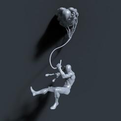 spiderman.1228.jpg Télécharger fichier STL l'homme araignée sur le mur • Plan à imprimer en 3D, lilia3dprint