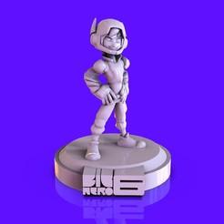 Download 3D model BIg Hero, lilia3dprint