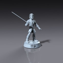 untitled.1074.jpg Download STL file Anakin Star Wars • 3D printer model, lilia3dprint