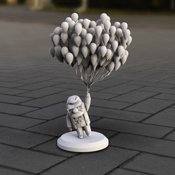 Descargar archivo 3D Carl5, lilia3dprint