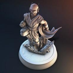Imprimir en 3D Sayaman 002, lilia3dprint