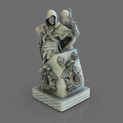 Descargar modelos 3D para imprimir PedestasCAss005, lilia3dprint