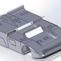 Descargar modelo 3D Kit Chaparral 2J Can Am Slot Car , smontana7