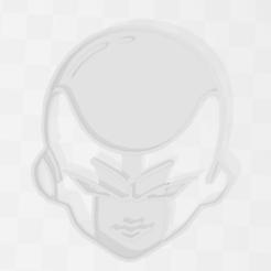 Download 3D model Freezer - Dragon Ball - Cookie Cutter, PrintCraft