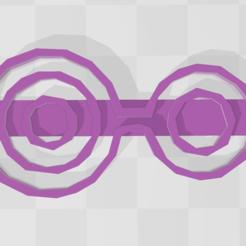 inteligencia 1.PNG Download STL file Digimon Emblem Cookie - Knowledge • 3D printable design, PrintCraft