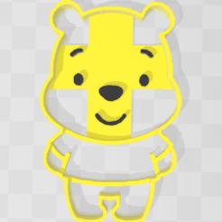 Winnie poh.PNG Télécharger fichier STL Winnie the poh cookie • Objet pour impression 3D, PrintCraft