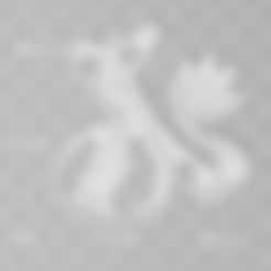 Télécharger STL Milotic - Pokémon emporte-pièce à l'emporte-pièce, PrintCraft